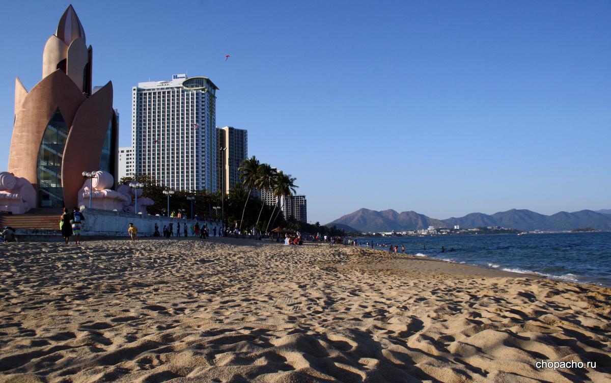 фото вечерний пляж