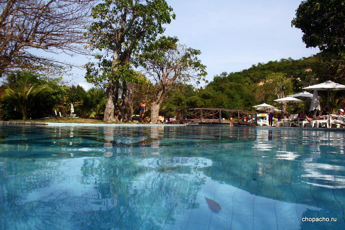 вьетнам остров хон там фото