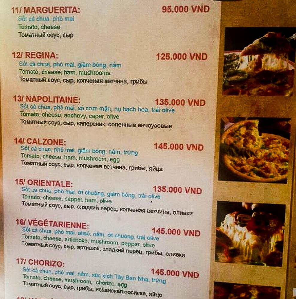открыть подробная карта неаполя рестораны и пиццерии на русском дорогая Мариночка