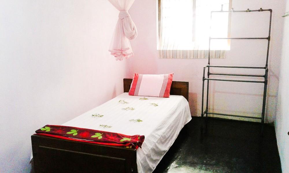 Спальня в доме на Шри-Ланке