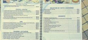 Стоимость еды в Хиккадуве в 2015 году