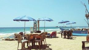 Ресторан на пляже Хиккадувы: стоимость блюд в меню