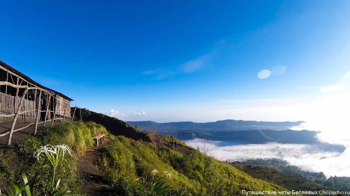 Экскурсия на вулкан Батур. Бали. Как добраться.