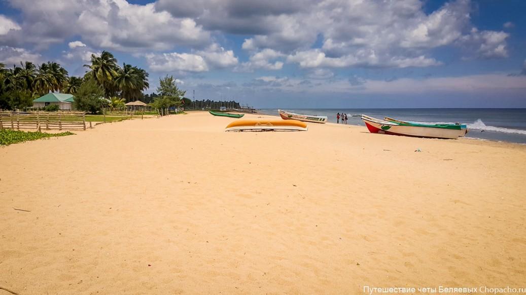 Пляжи Хикадувы.Отзывы.