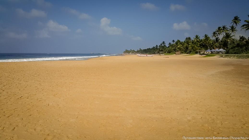 Narigama Beach