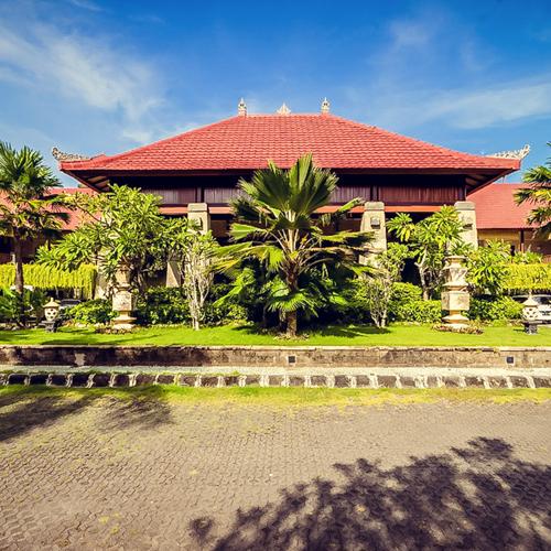Отель на Бали, Нуса-Дуа