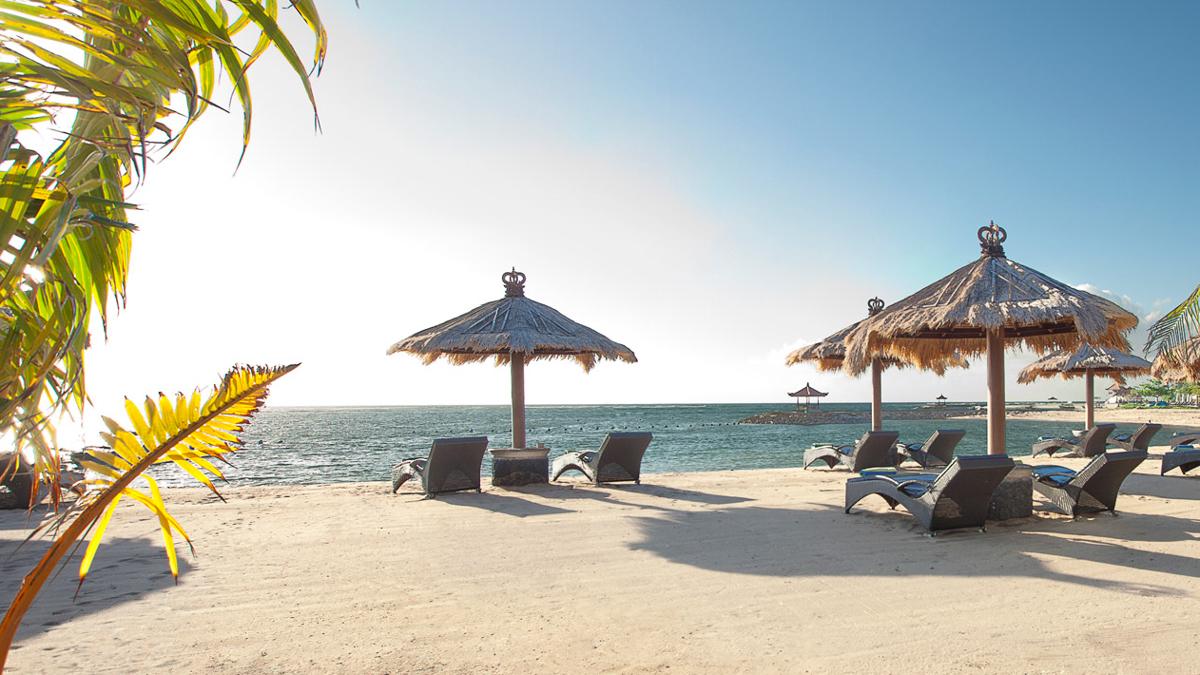 Пляж в Нуса-Дуа, Балию
