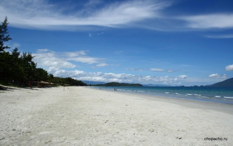 Пляж Зоклет, Нячанг