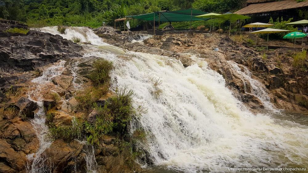 Водопад Янг Бей, Нячанг, Вьетнам