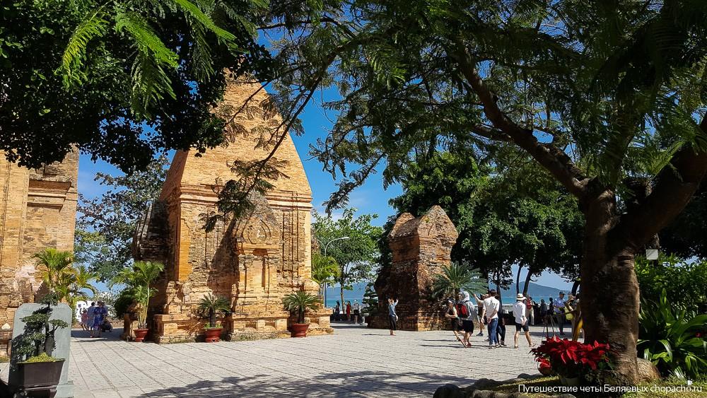 Чамские Башни По Нагар в Нячанге: как добраться