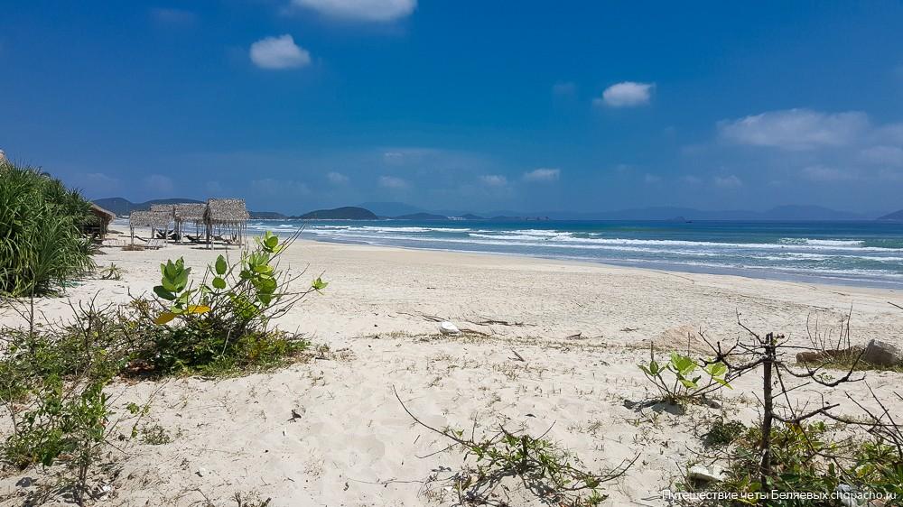 Дикие пляжи Нячанга: отдых в палатке