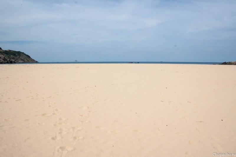Дикий пляж Нячанга