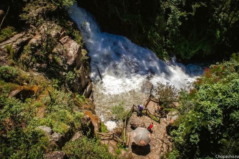 Водопад Датанла в Далате, Вьетнам. Как добраться, стоит ли ехать.