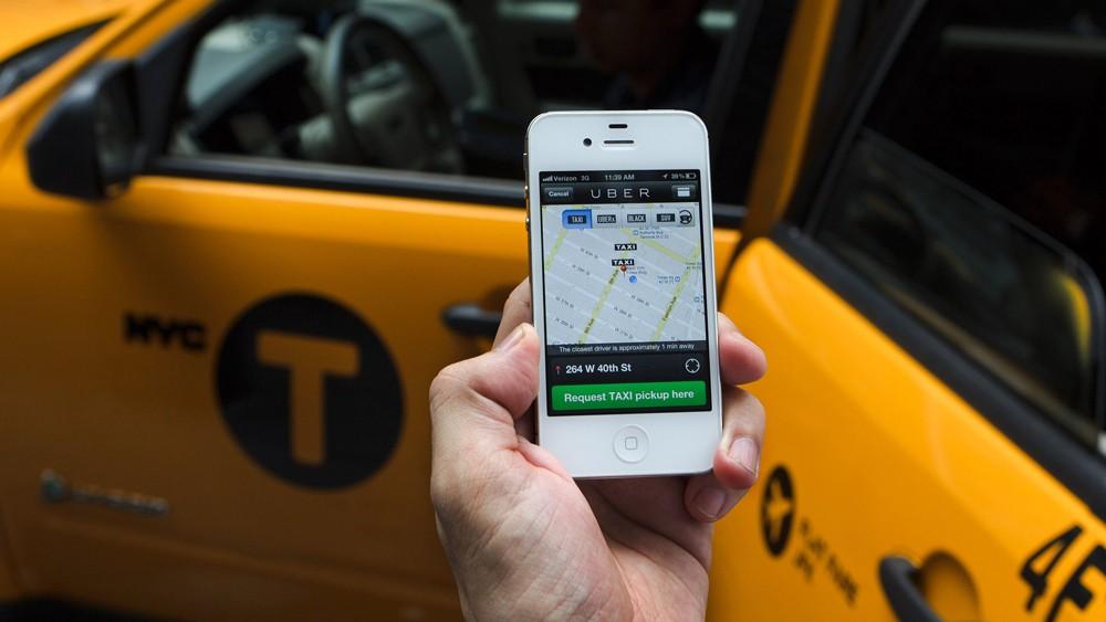 Как открыть такси uber в своем городе