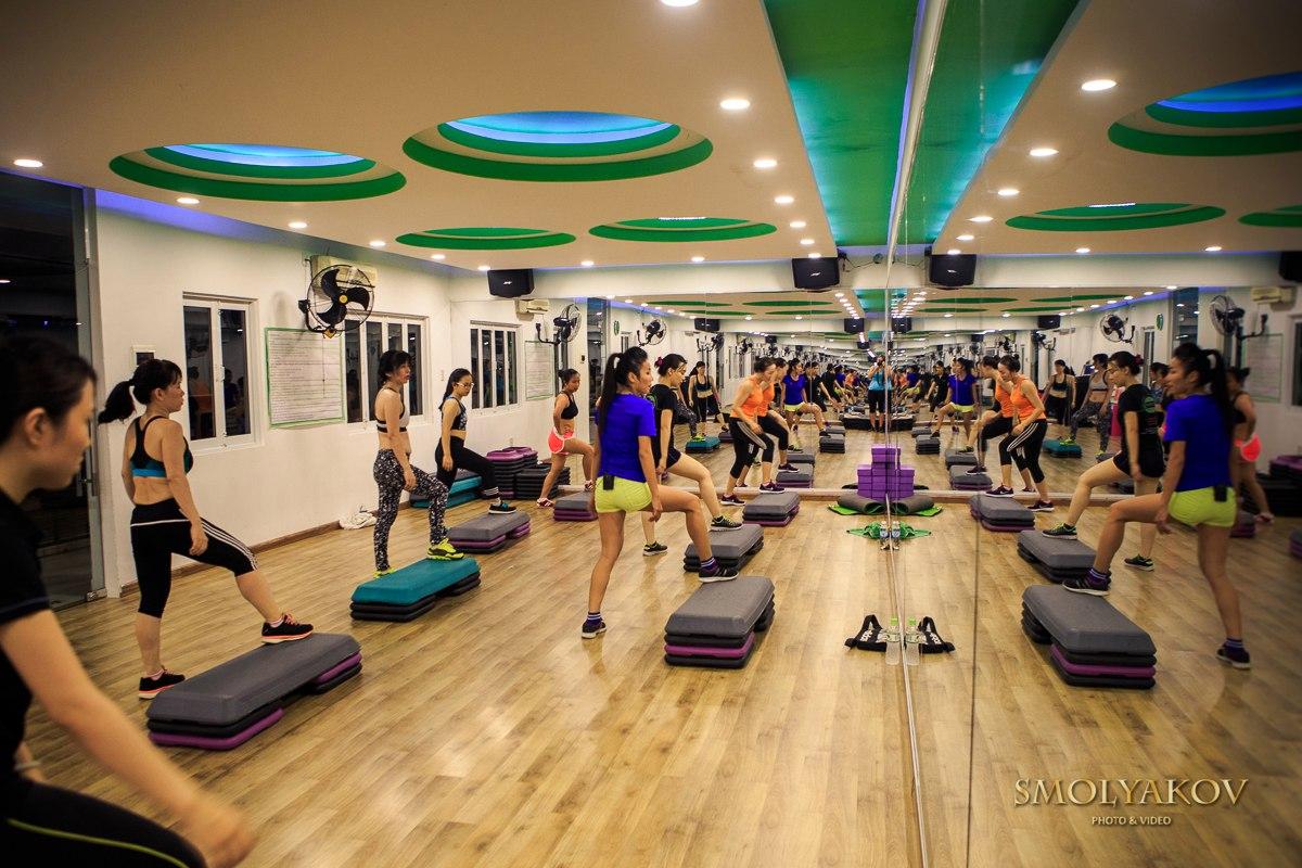 Фитнес в Нячанге