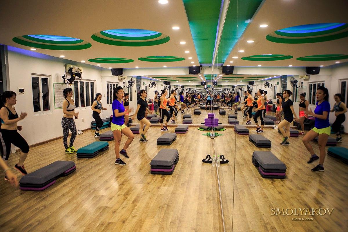 NT Fitness в Нячанге