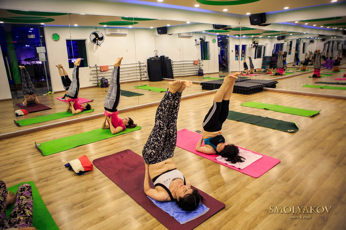 Уроки йоги в Нячанге