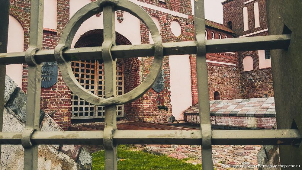 Замок Беларуси описание