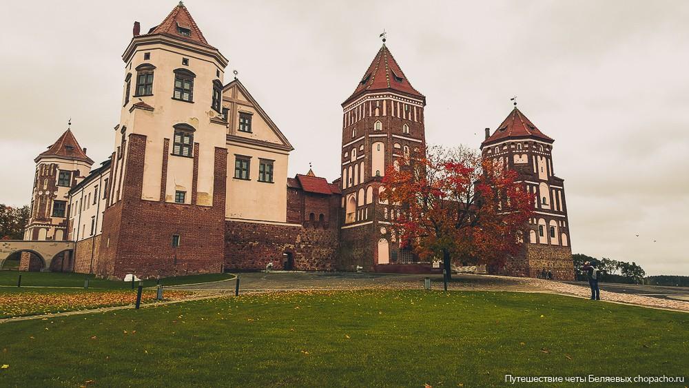 Средневековые замки Беларуси