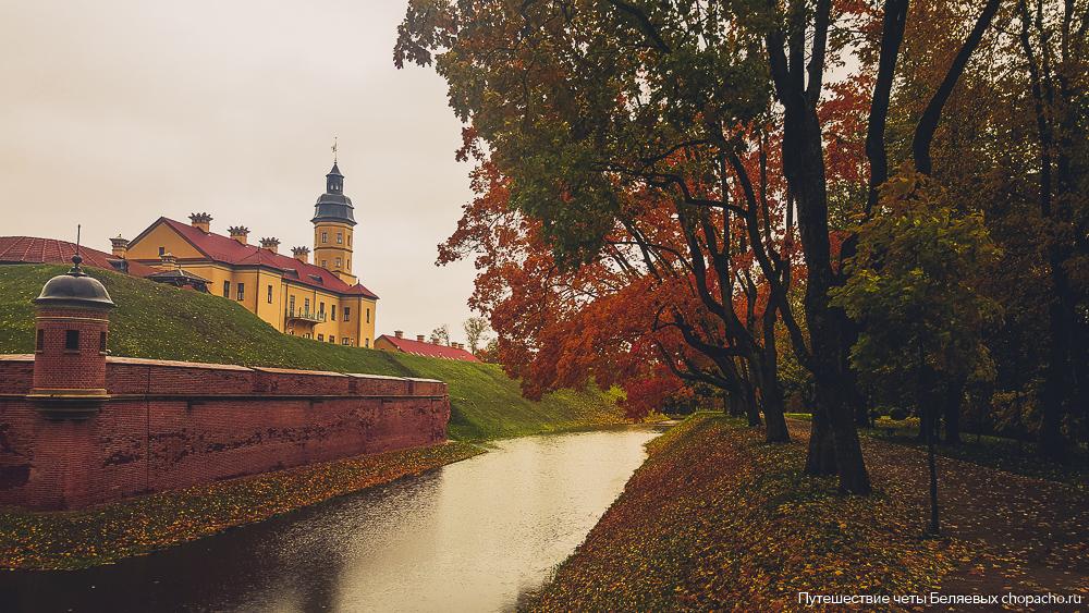 Несвижский замок Беларусь