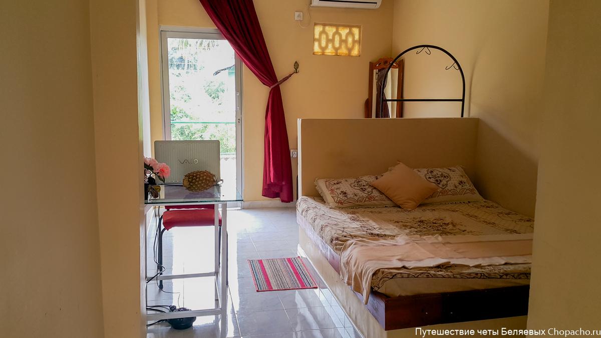 Мини отель на Шри-Ланке