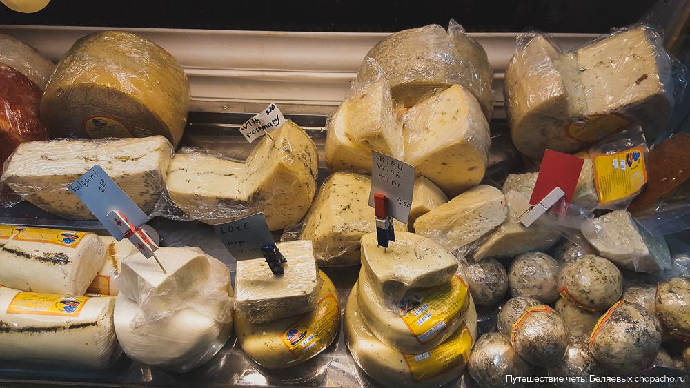 Сыр в Грузии