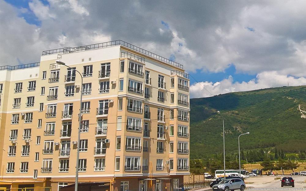 Покупка жилья в ЖК Чайковском, Геленджик