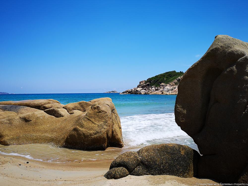 Серетный пляж Вьетнама