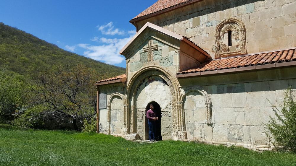 Самостоятельное посещение храмов и церквей Грузии
