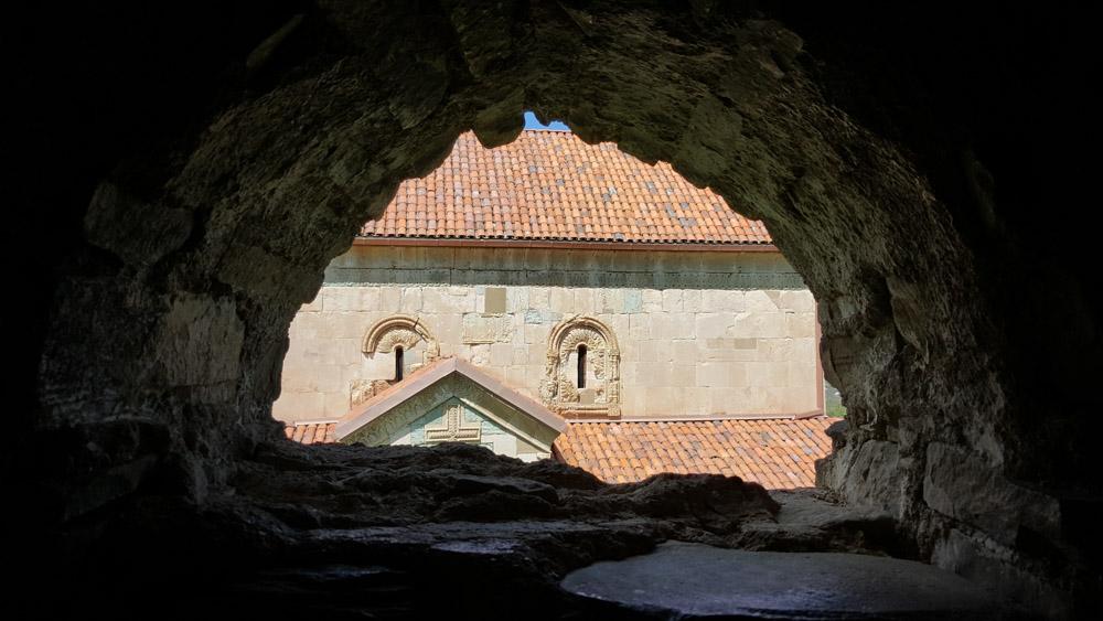 Храм Магаладзе - малоизвестная достопримечательность в Грузии