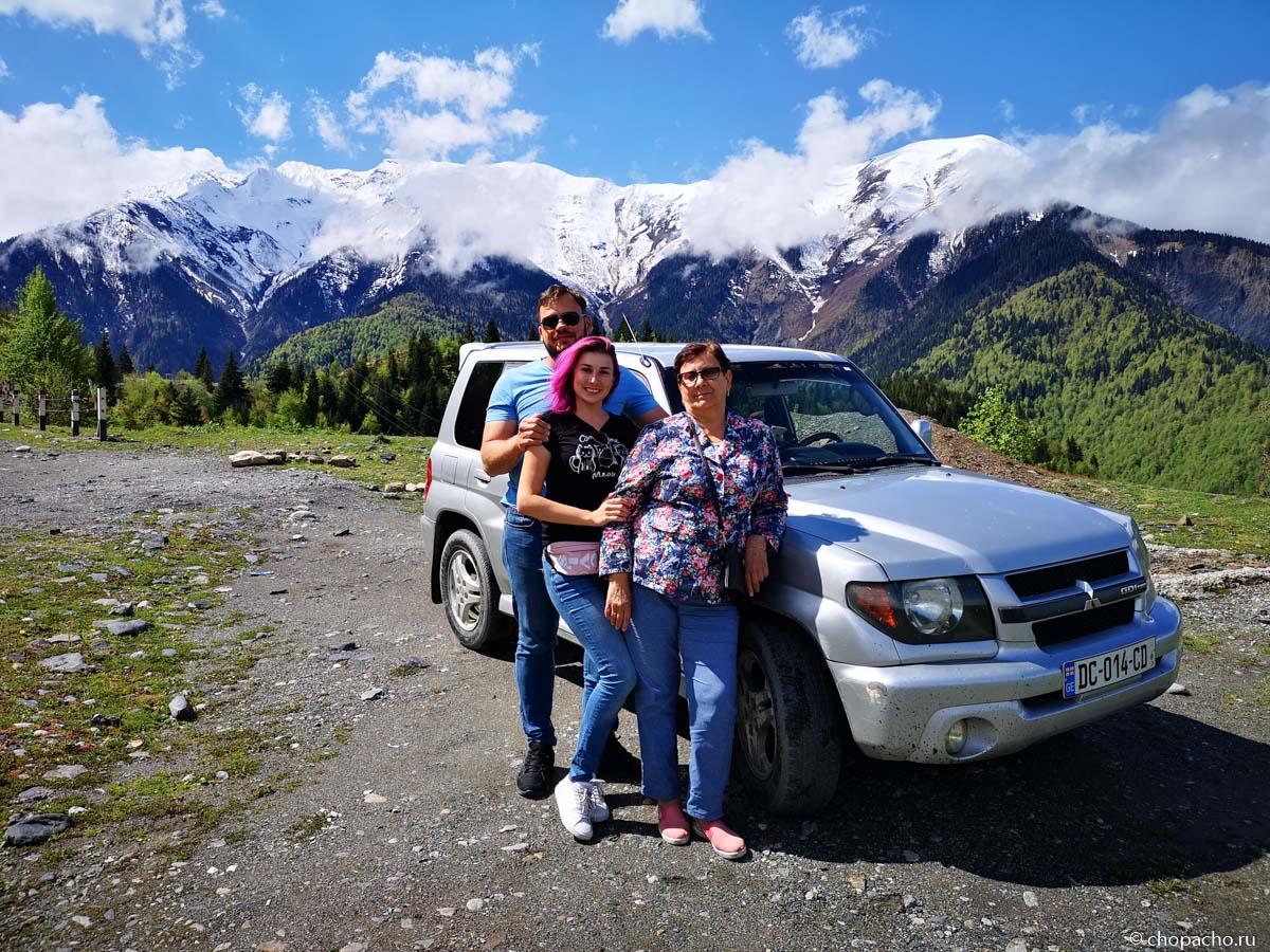 Как мы ездили по Грузии на арендованном автомобиле